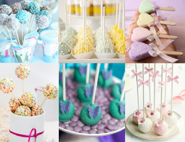 cake pops ideeën