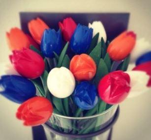 Tulpen koninginnedag
