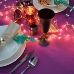 Kersttafel 1001 nacht